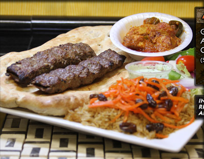 Food corner kabob house dupont circle washington dc for Afghan kabob cuisine