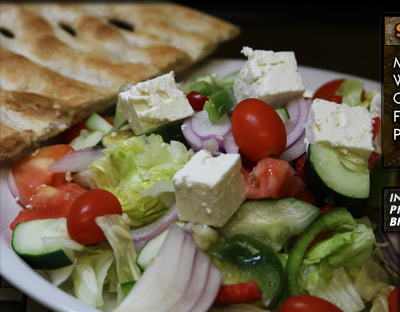 S-3 Greek Salad