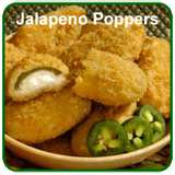 Jalape�±o Poppers & Cream Cheese
