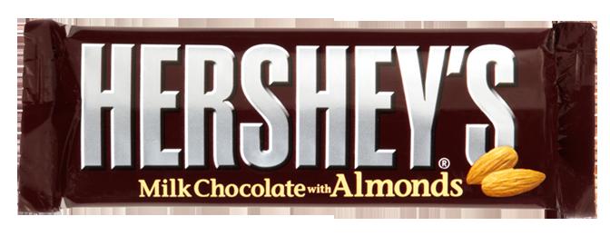 Hersheys Almond Bar Order Food Online - Pi...