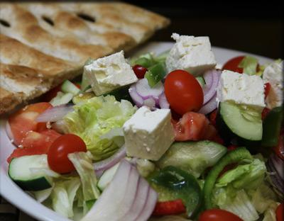 S-3 Greek Salad
