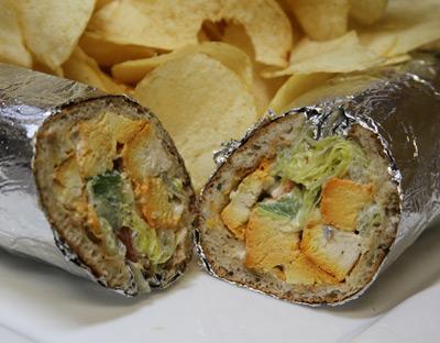 K-1 Chicken Kabob Sandwich