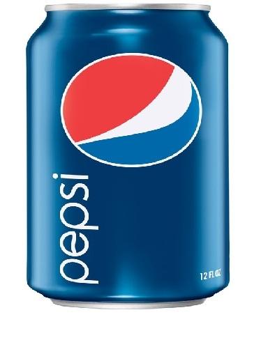 Can Pepsi