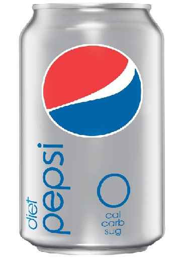 Can Diet Pepsi