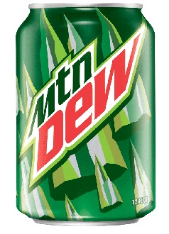 Can Mt. Dew