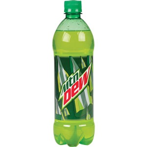16.9 OZ MT. DEW