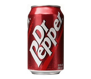 Can Dr.Pepper