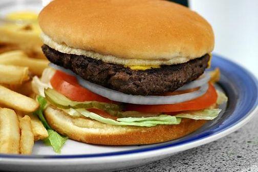 Angus Sirloin Hamburger 1/3lb