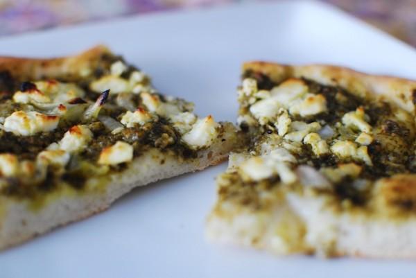Vegetarian - Pesto Special