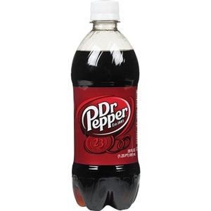 16.9 OZ Dr.Pepper