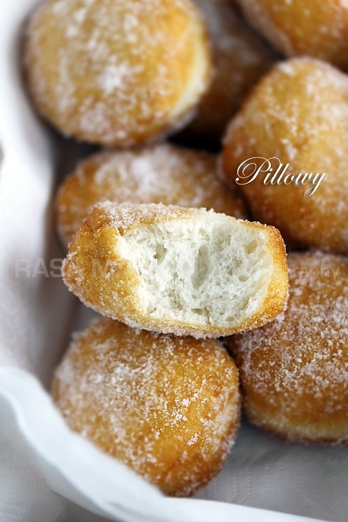 A6. Fried Biscuits (10)