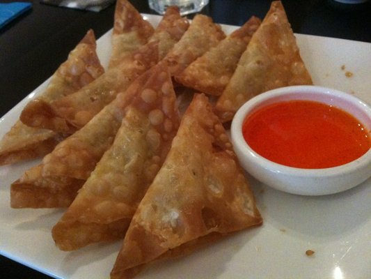 A3. Chicken Fried Wonton