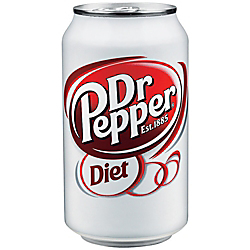 Can Diet Dr.Pepper