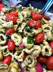 Tortellini Pesto