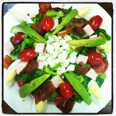 Cobb Salad (Gluten Free)
