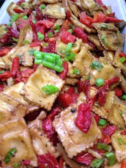 Ravioletti Salad