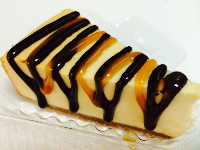 Caramel-Chocolate Cheesecake