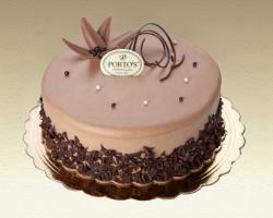 Parisian Chocolate Cake Portos