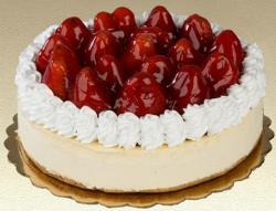 Portos Vanilla Strawberry Cake