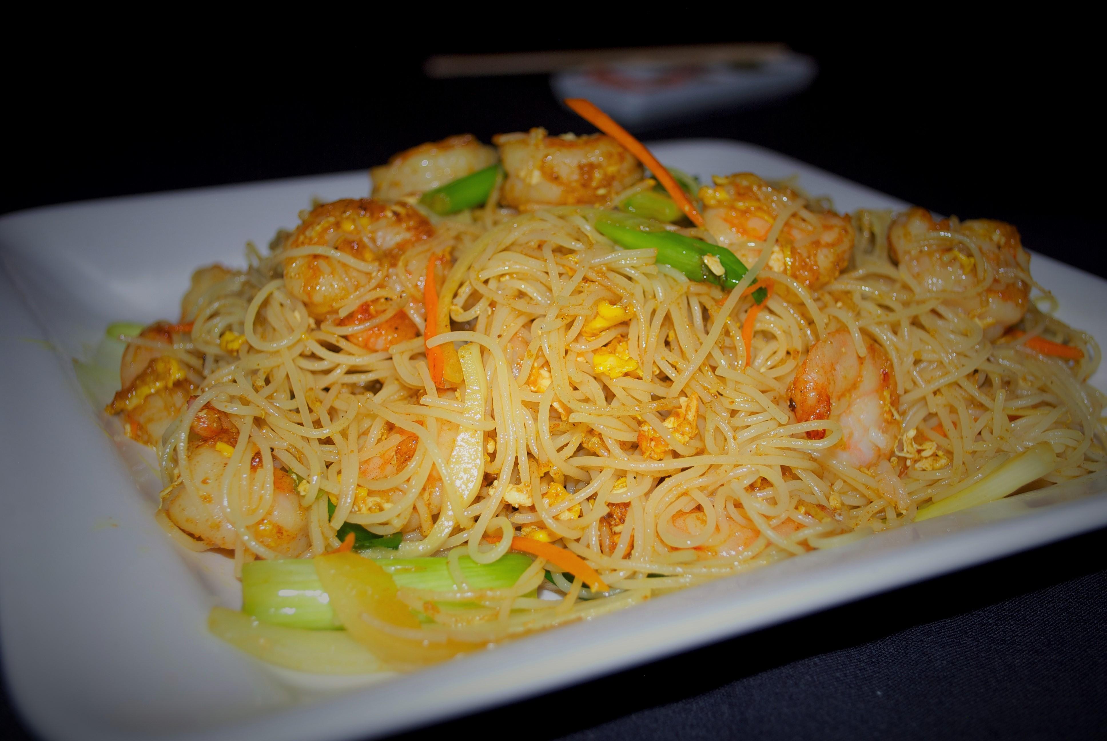 Singpore Rice Noodles