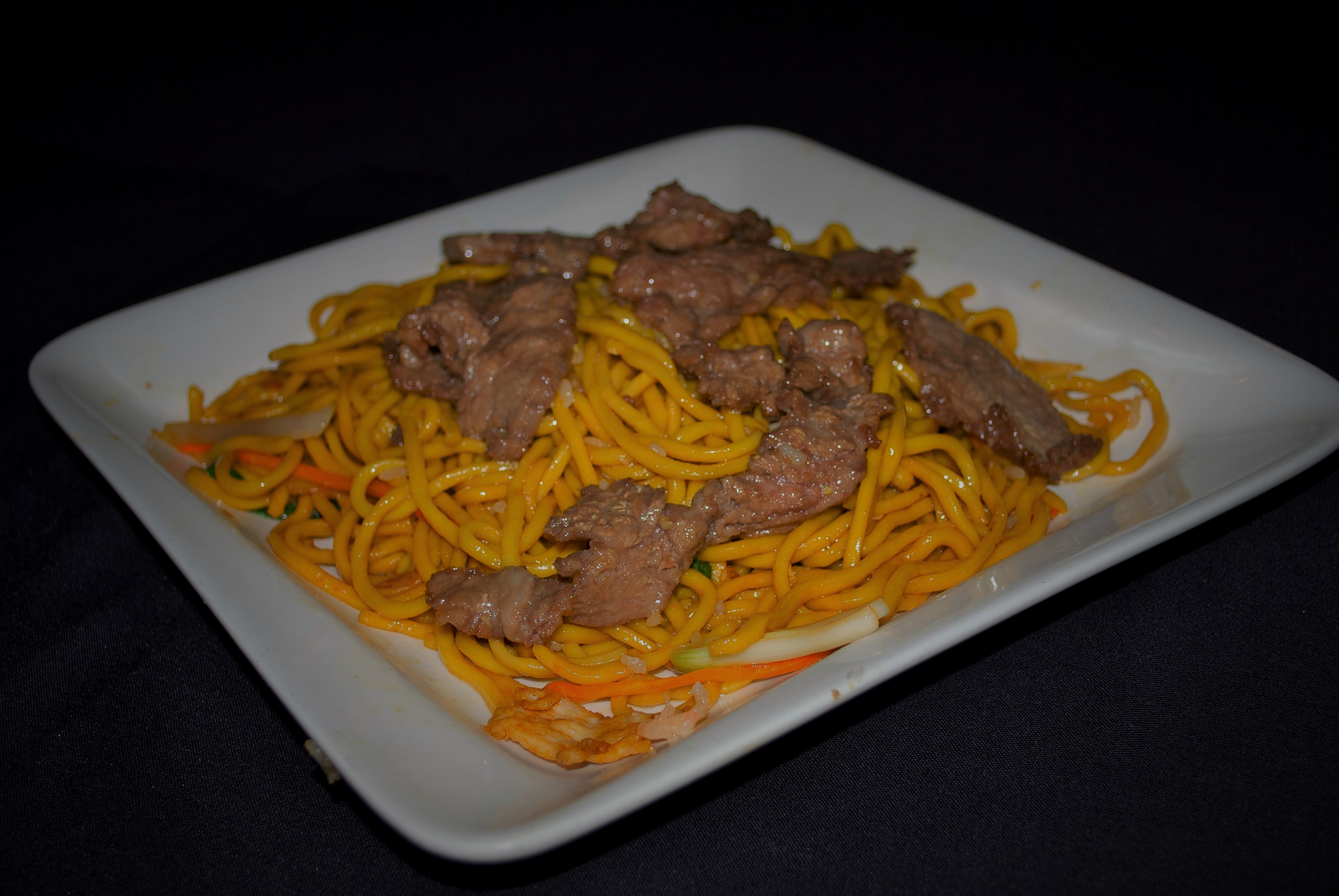 Lo Mein Entrees
