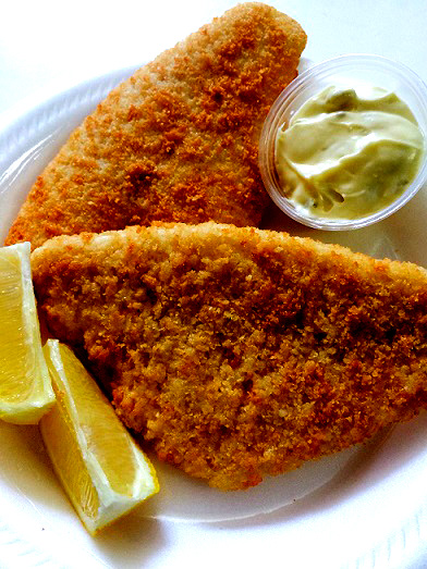 Alaskan Flounder Filets