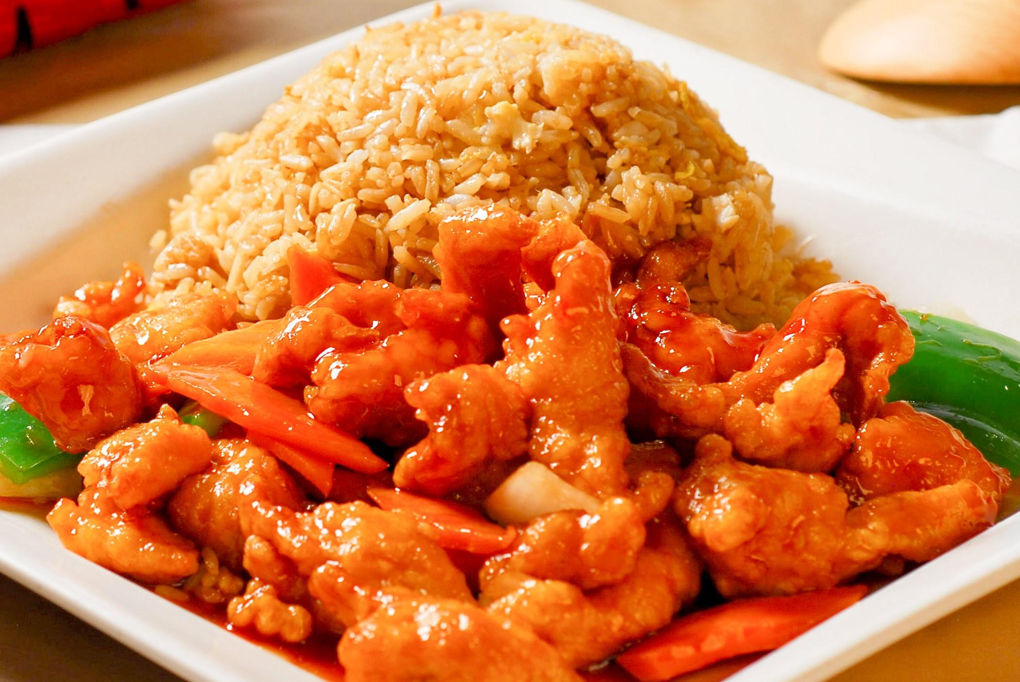 Hunan Chicken **