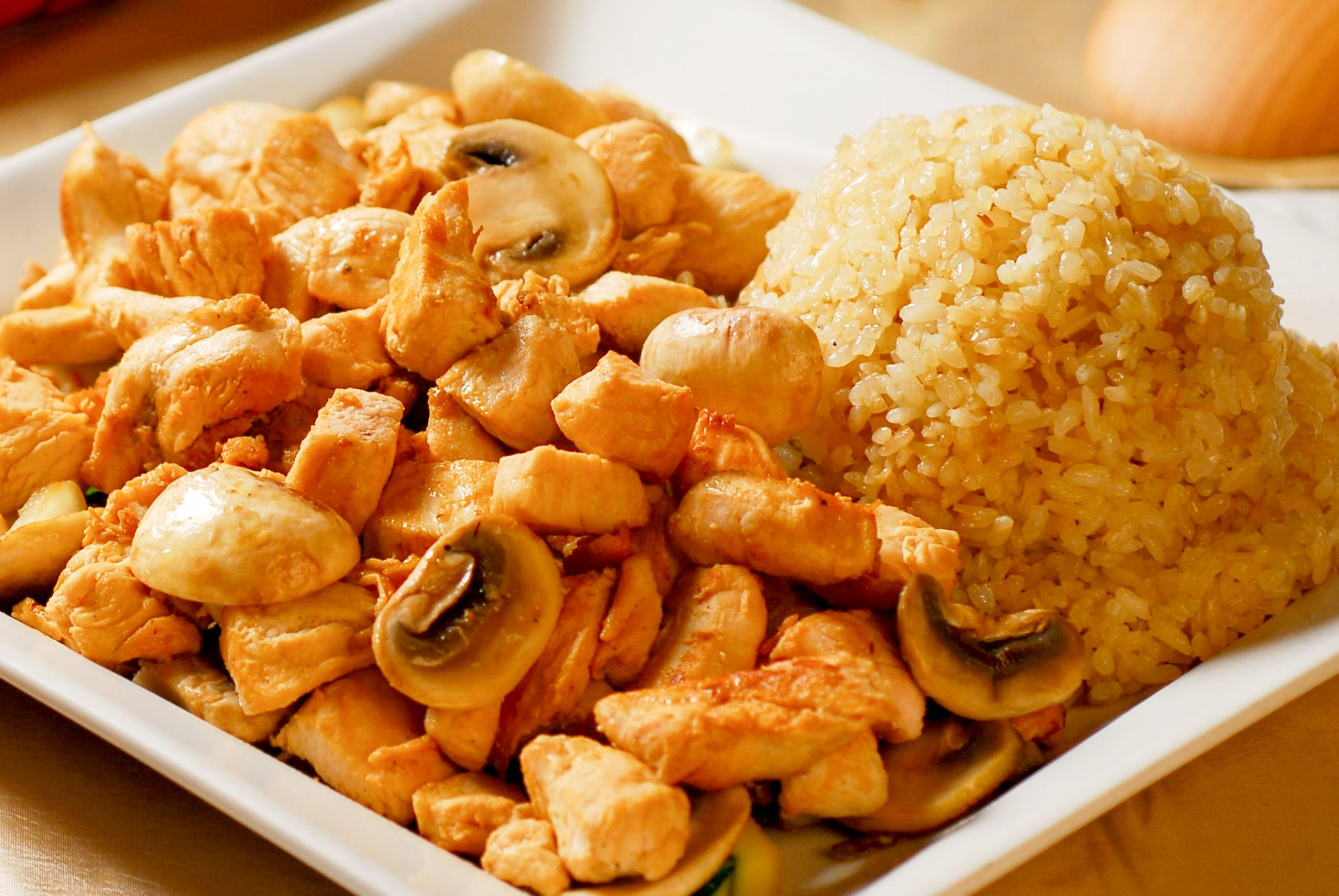 Hibachi Chicken Breast