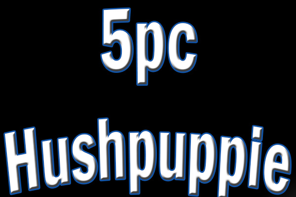 Hush Puppies 5pc