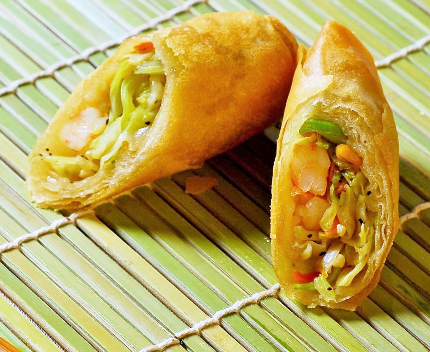 Shrimp Spring Roll (1)
