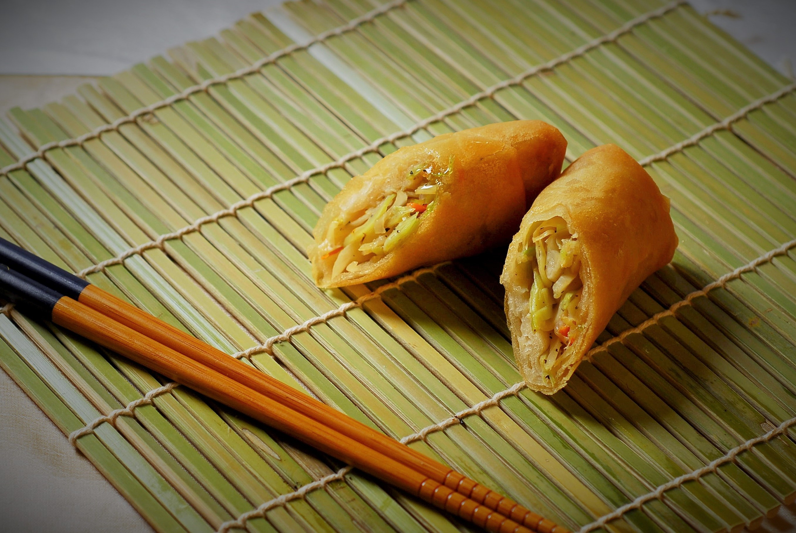 Vegetable Spring Roll (1)