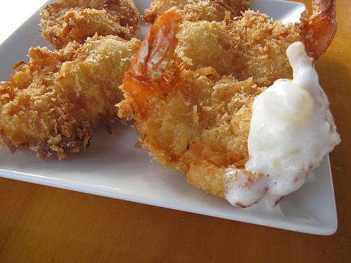 A9. Coconut Shrimp (5)