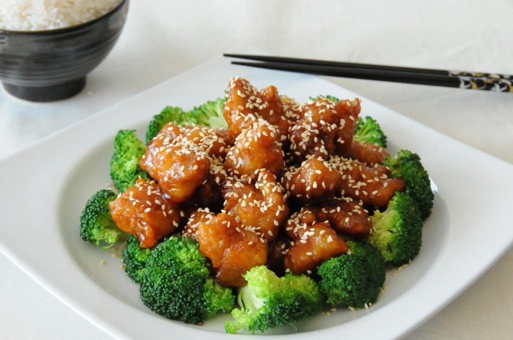 S4. Sesame Chicken