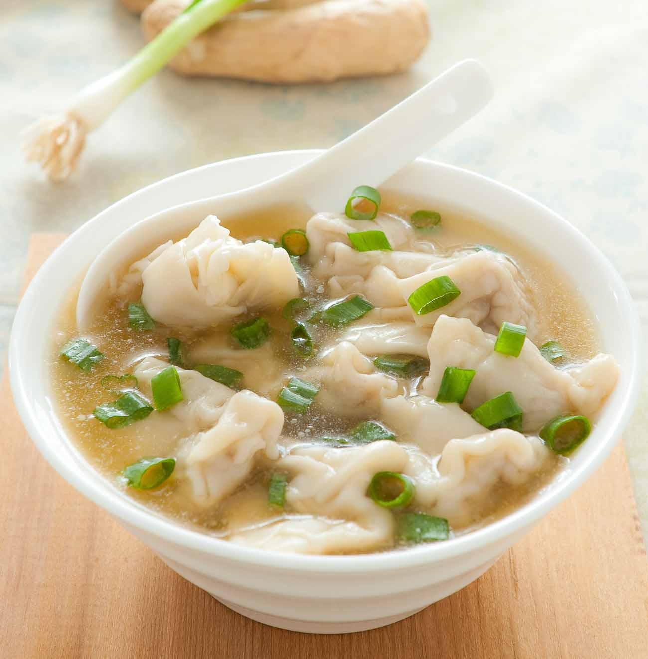 B1. Wonton Soup