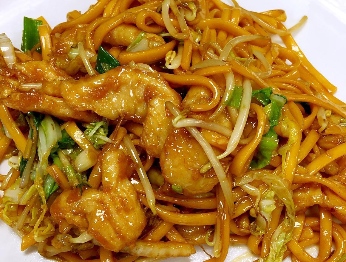 H2. Lo Mein Noodle