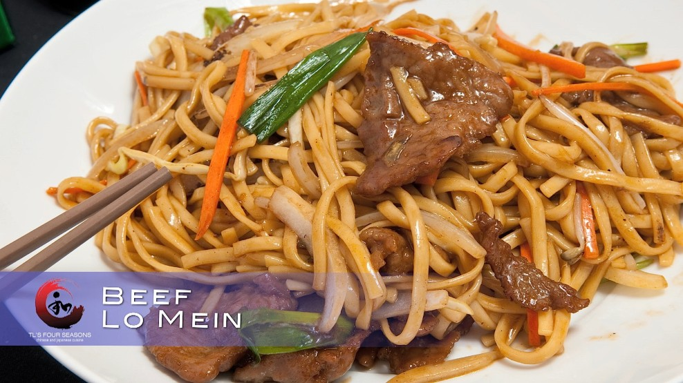 H2. Beef Lo Mein
