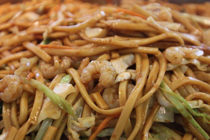 H2. Shrimp Lo Mein