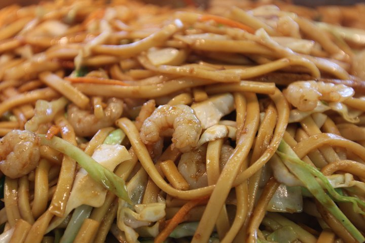 H2. House Special Lo Mein