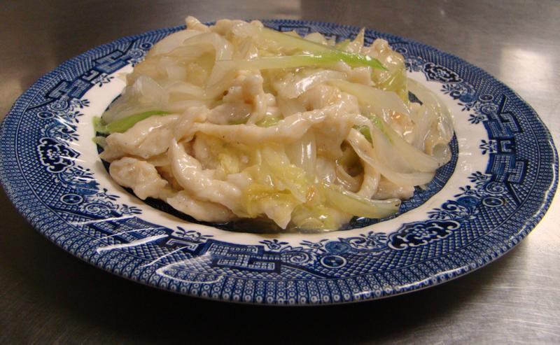 H3. Chicken Chow Mein