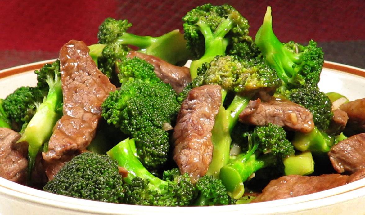 H6. Broccoli Pork