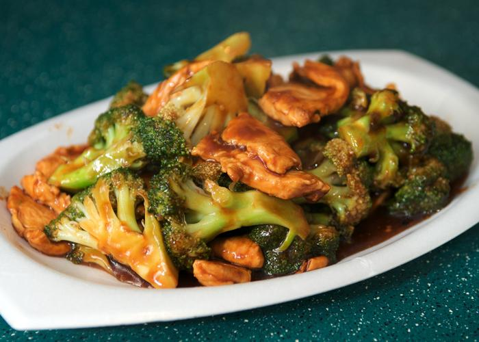 H6. Broccoli Chicken