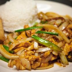 H9. Mongolian Chicken