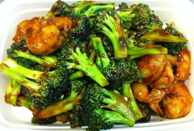 H6. Broccoli Shrimp