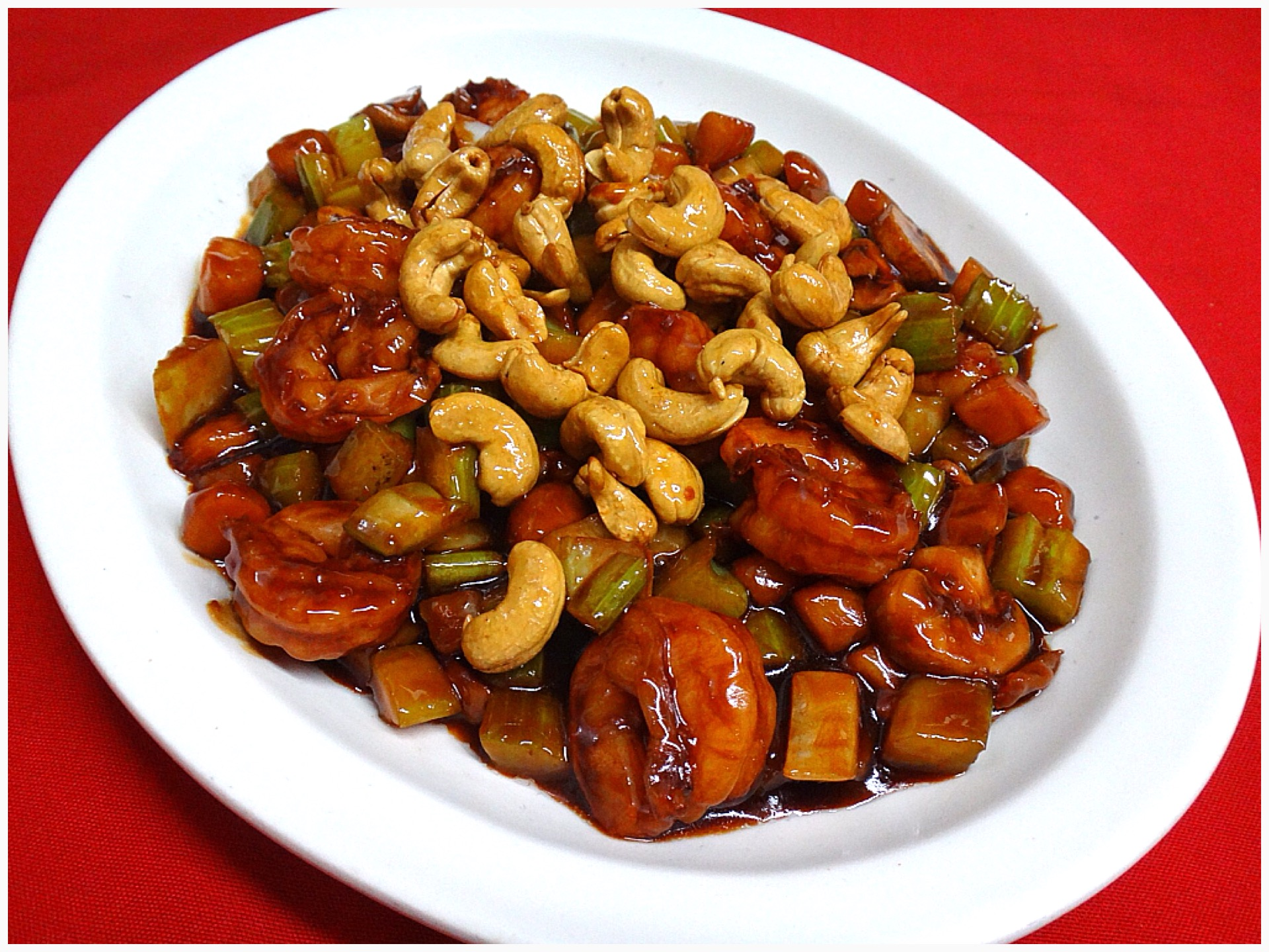 H7. Cashew Shrimp