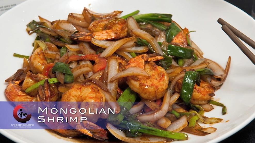 H9. Mongolian Shrimp