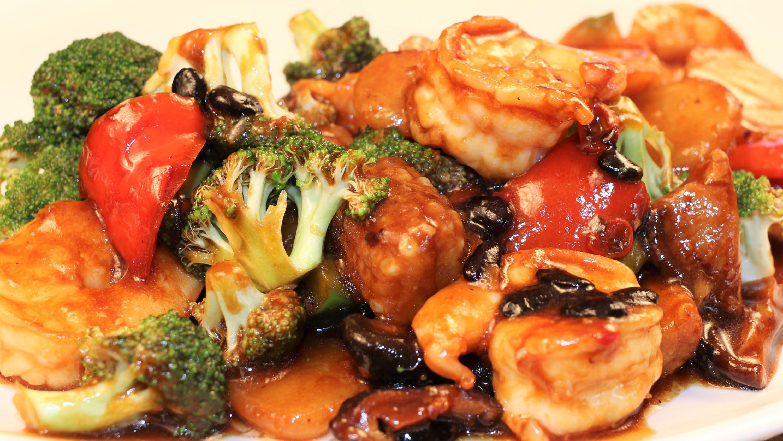 H11. Hunan Shrimp