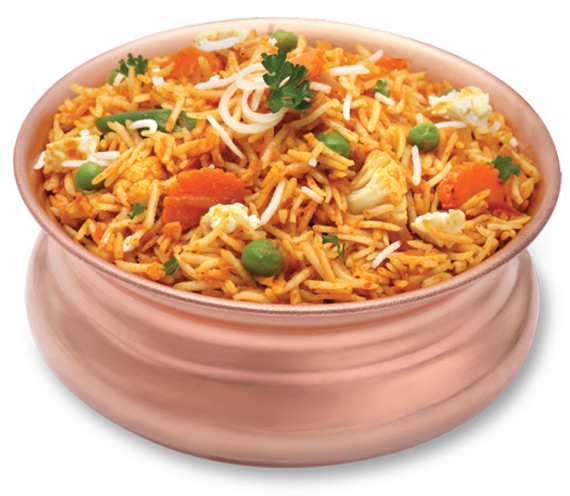 Hyderabad Veg Biryani