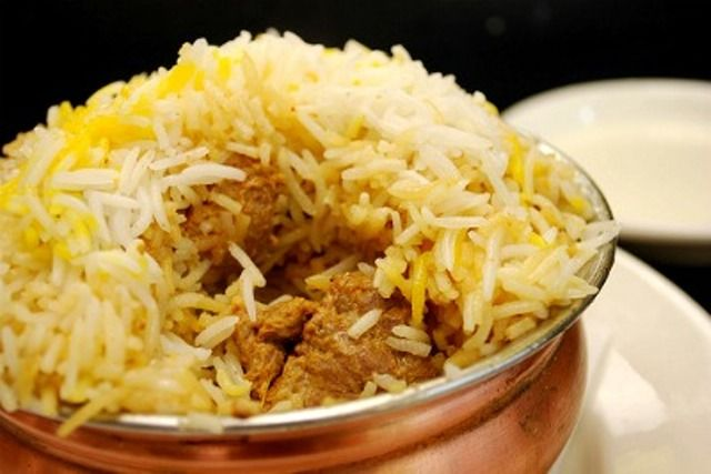 Hyderabad Chicken Biryani