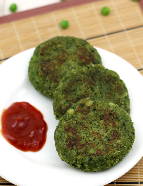 Hara Bhara Kabab (6 pcs)