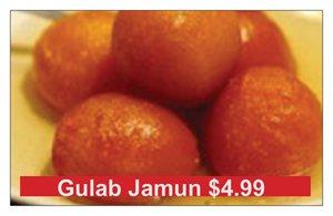 Gulab Jammun